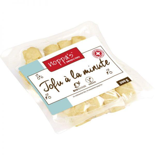 Tofu à la minute Bio, 200g - noppa's