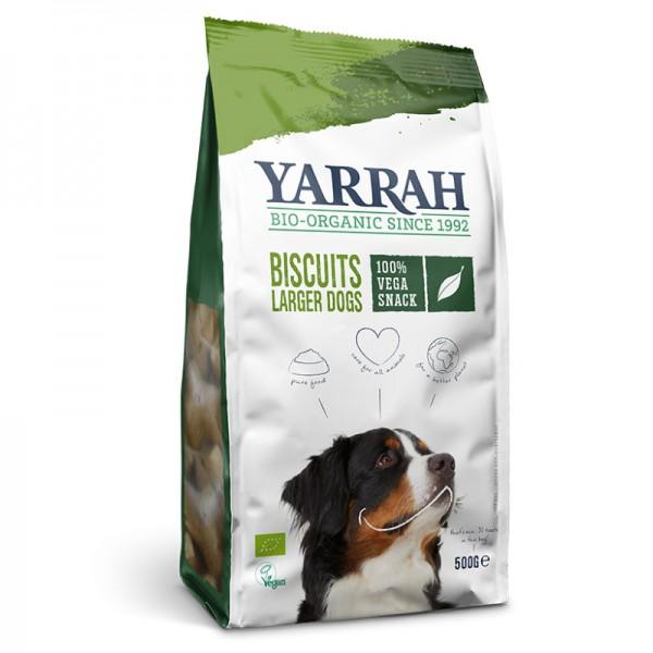 Snack Hundekekse Vega Bio, 500g - Yarrah
