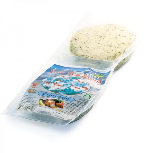 Tofu des Dieux Provencal Delikatesse aus Tofu Bio, 200g - Soyana