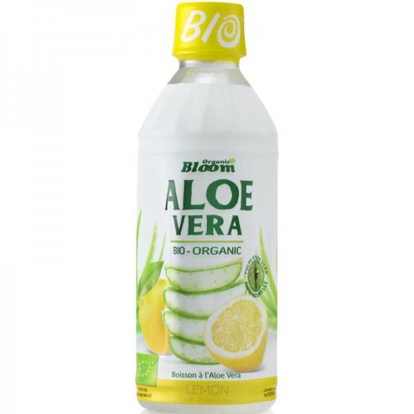 Aloe Vera Saft Zitrone Bio, 350ml - Organic Bloom