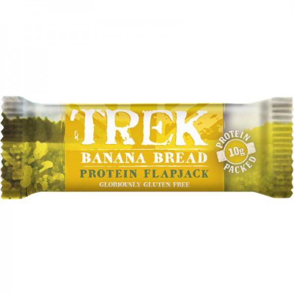 Banana Bread Protein Flapjack, 50g - Trek