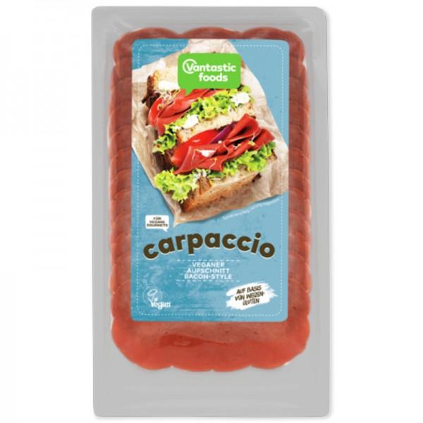 Carpaccio Bacon-Style Bio, 90g - Vantastic Foods