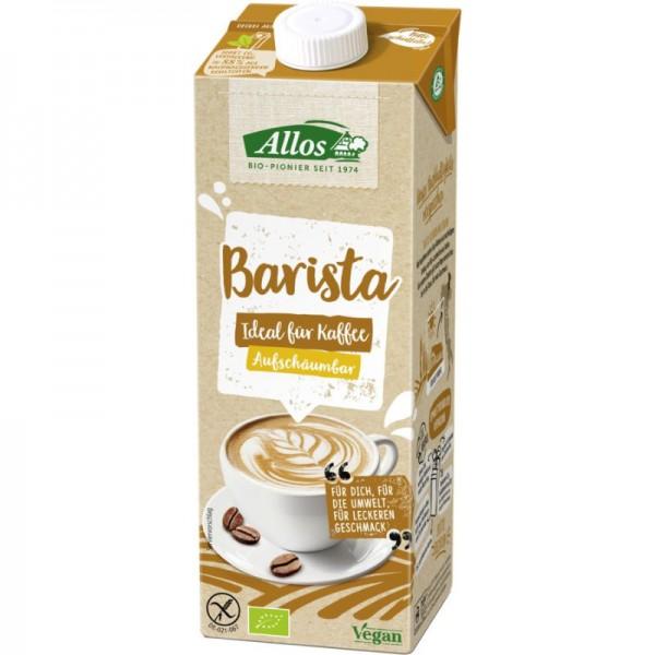 Barista ideal für Kaffee mit Soja Bio, 1L - Allos