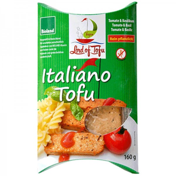 Italiano Tofu Bio, 160g - Lord of Tofu