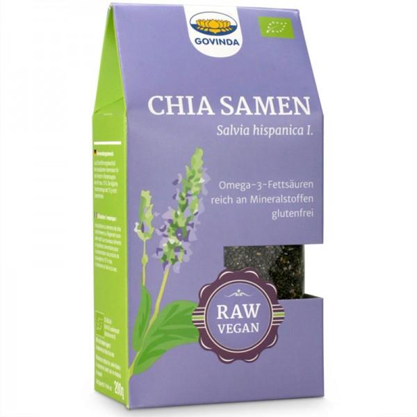 Chia-Samen Bio, 200g - Govinda
