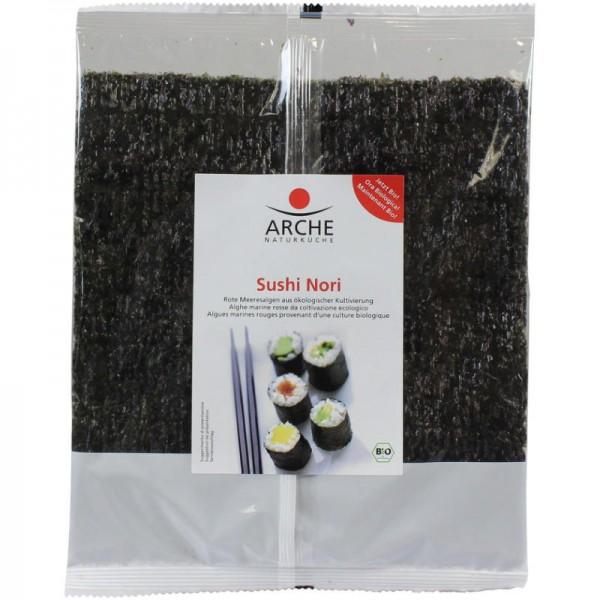 Sushi Nori Bio, 30g - Arche