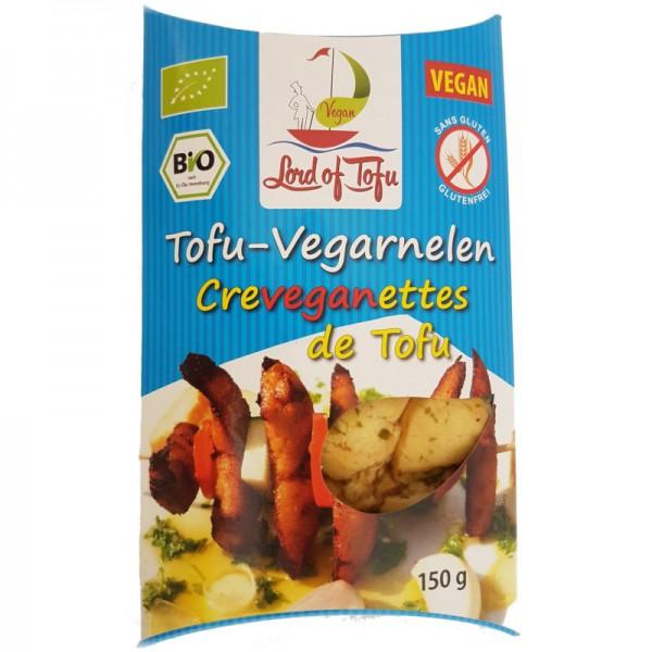 Tofu-Vegarnelen Bio, 150g - Lord of Tofu