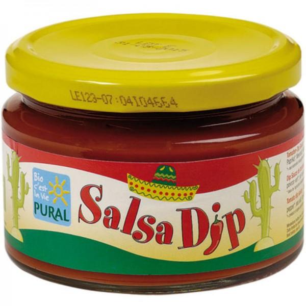 Salsa Dip Bio, 260g - Pural