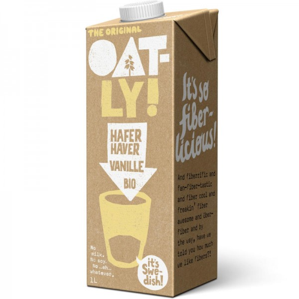 Hafer Drink Original Bio, 1L - Oatly