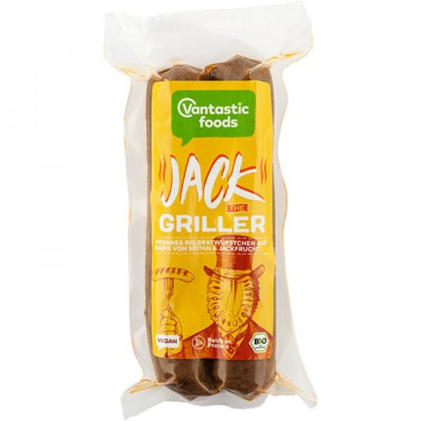 Jack the Griller Bio, 150g - Vantastic Foods