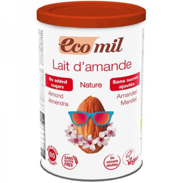 Mandeldrink Pulver Nature ungesüsst Bio, 400g - Ecomil