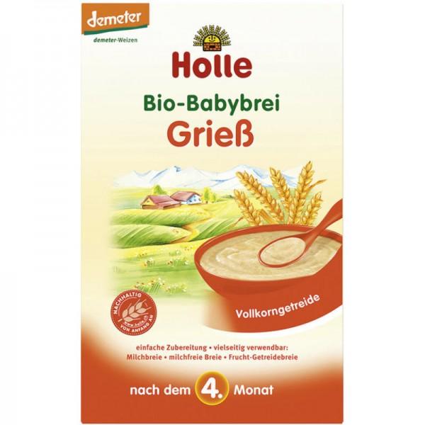 Babybrei Griess Bio, 250g - Holle