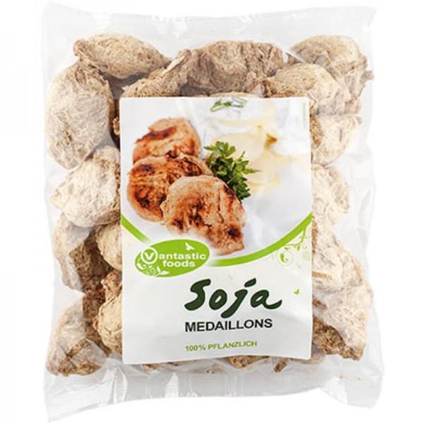 Soja Medaillons, 200g - Vantastic Foods