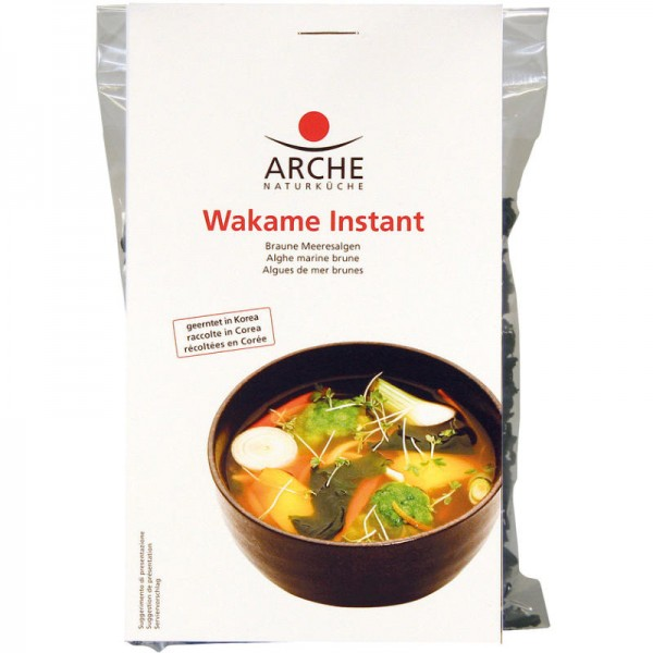 Wakame Instant, 50g - Arche