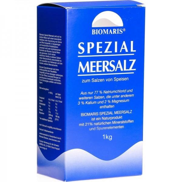 Meersalz Spezial, 1kg - Biomaris