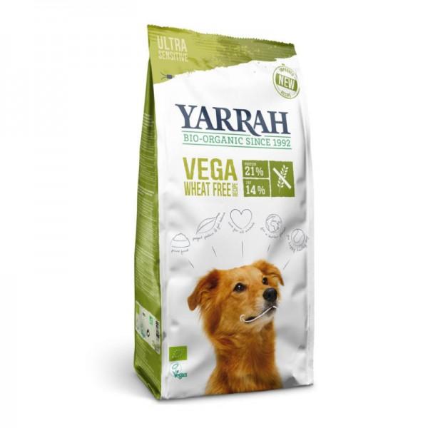 Hundefutter Vega Weizenfrei trocken Bio, 2kg - Yarrah