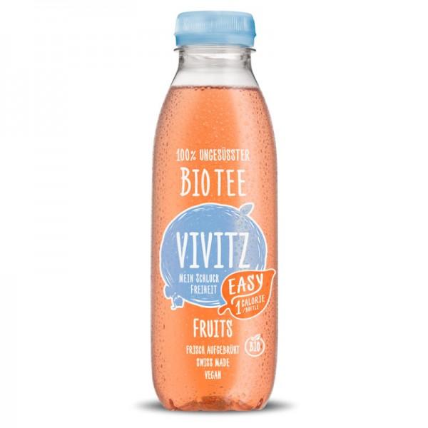 Easy Fruits Tee Bio, 500ml - Vivitz