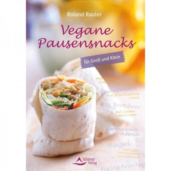 Vegane Pausensnacks - Roland Rauter