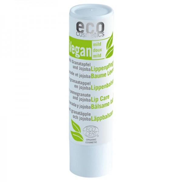 Lippenpflegestift mit Granatapfel und Jojoba, 4g - eco cosmetics