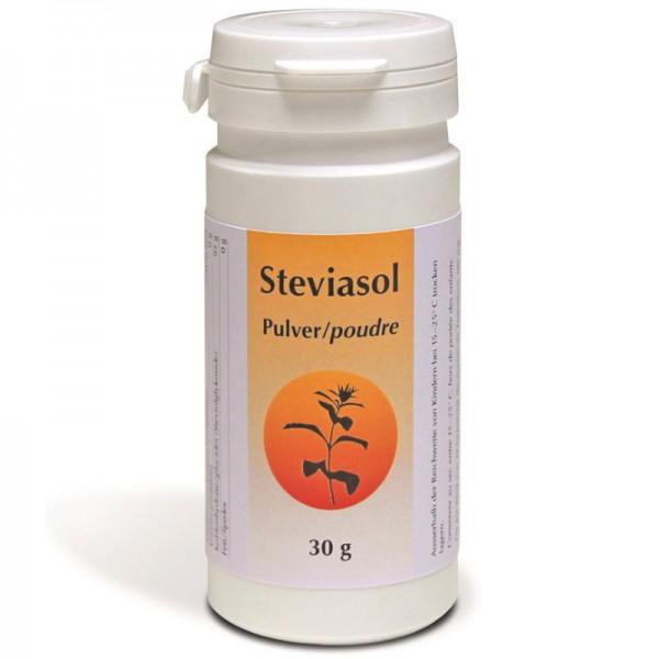 Stevia Pulver Dose, 30g - Steviasol