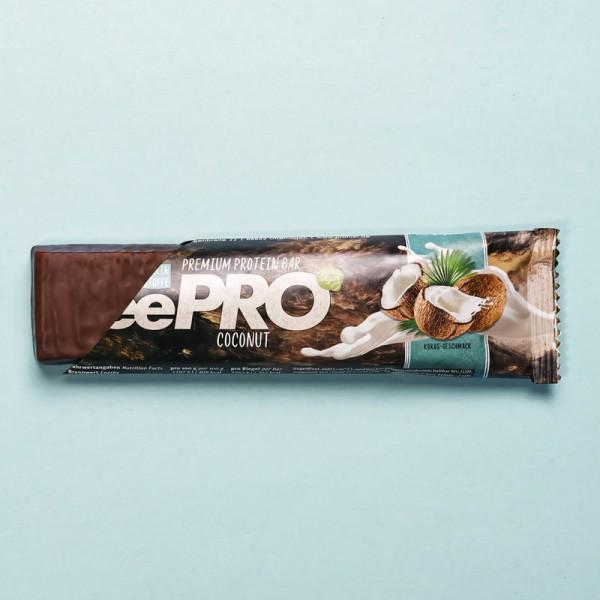 veePRO Premium Protein Bar Coconut, 74g - Profuel