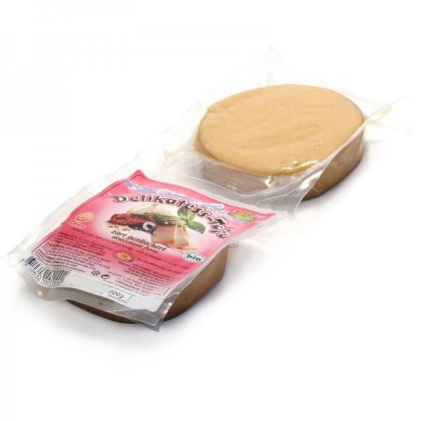 Delikatess-Tofu zart geräuchert Bio, 200g - Soyana