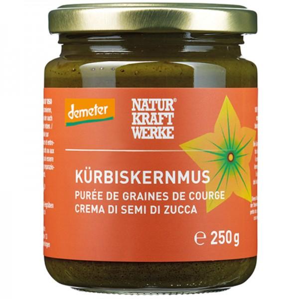 Kürbiskernmus Bio, 250g - Natur Kraft Werke