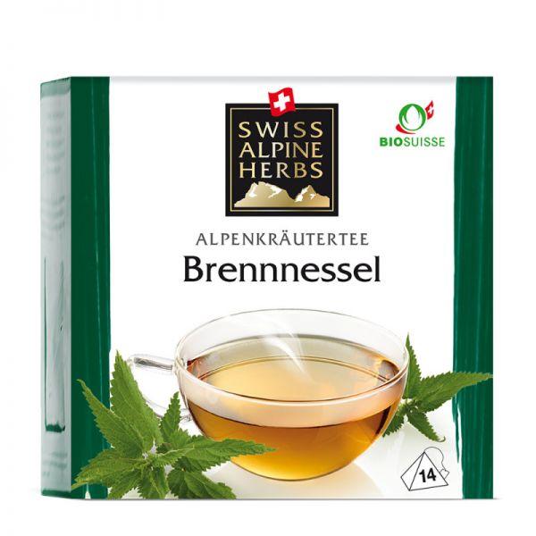 Sanddorn-Malven Tee Bio, 14x1.2g - Swiss Alpine Herbs