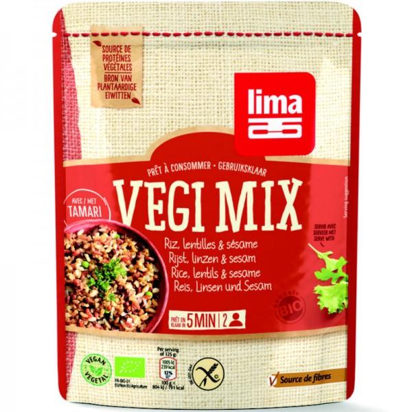 Vegi Mix Reis, Linsen & Sesam Bio, 250g - Lima