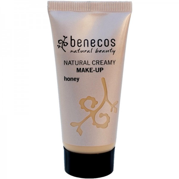 Natural Creamy Make-Up honey, 30ml - Benecos