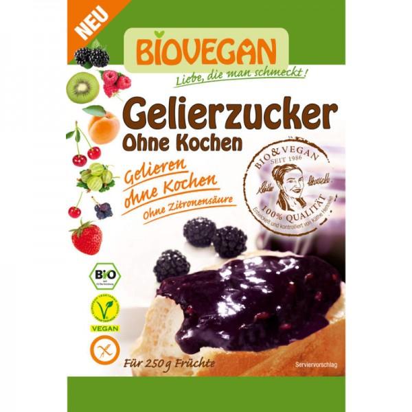 Gelierzucker Bio