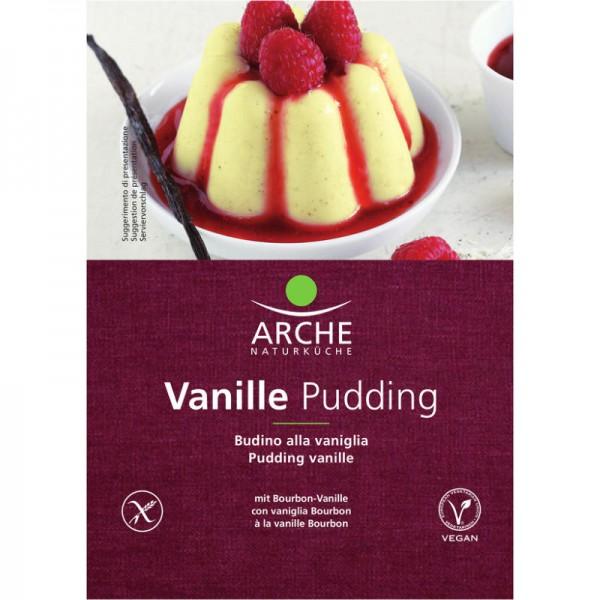 Vanille Pudding Bio, 40g - Arche