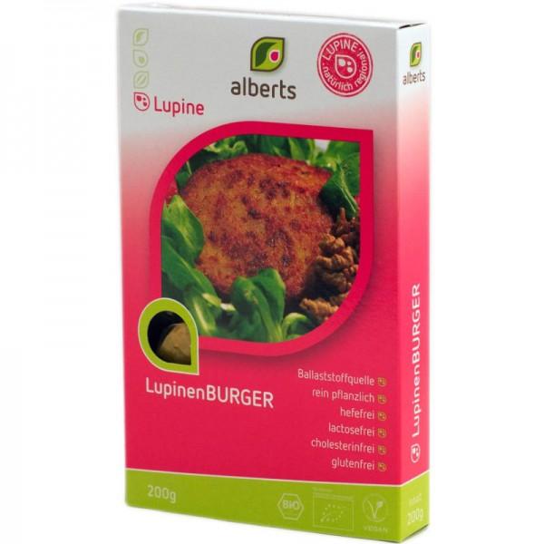 LupinenBURGER Bio, 200g - Alberts