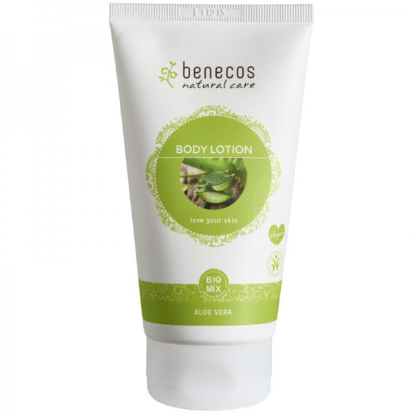Body Lotion Aloe Vera, 150ml - Benecos