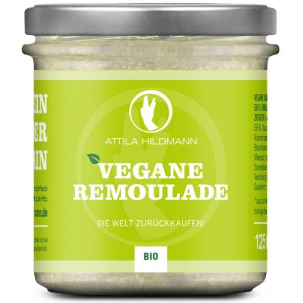 Vegane Remoulade Bio, 125ml - Attila Hildmann