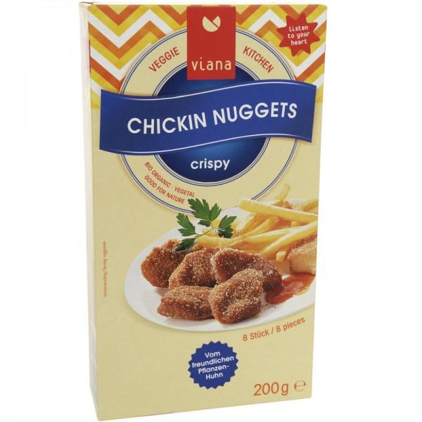 Chickin Nuggets Bio, 200g - Viana