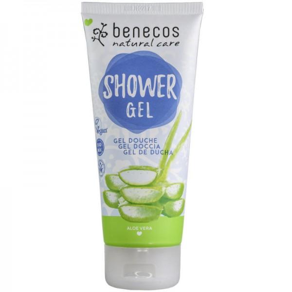 Shower Gel Aloe Vera, 200ml - Benecos