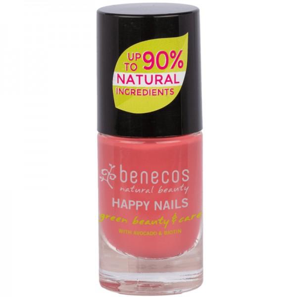 Nail Polish flamingo, 5ml - Benecos