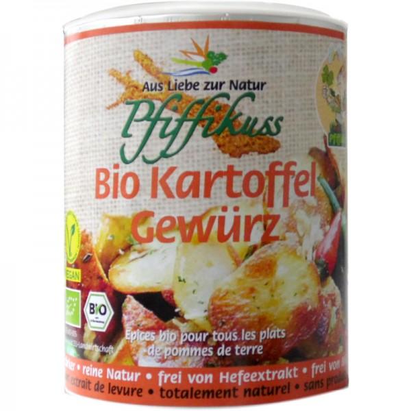 Kartoffel Gewürz Bio, Dose 100g - Pfiffikuss