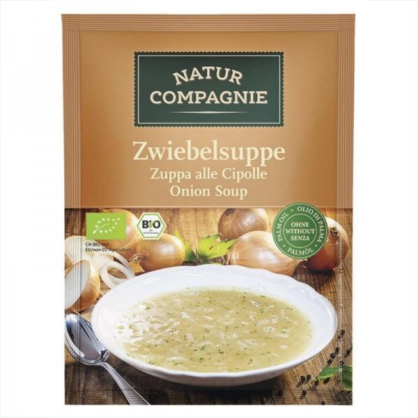 Zwiebelsuppe Bio, 35g - Natur Compagnie