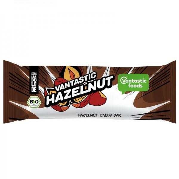 Vantastic Hazelnut Bio, 40g - Vantastic Foods