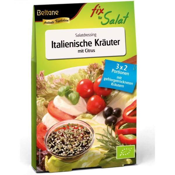 Fix für Salat Italienische Kräuter mit Citrus Bio, 27g - Beltane