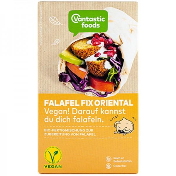 Falafel Fix Oriental Bio, 160g - Vantastic Foods