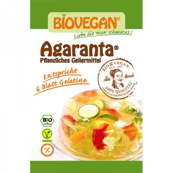 Agaranta Bio, 3 x 6g - Biovegan