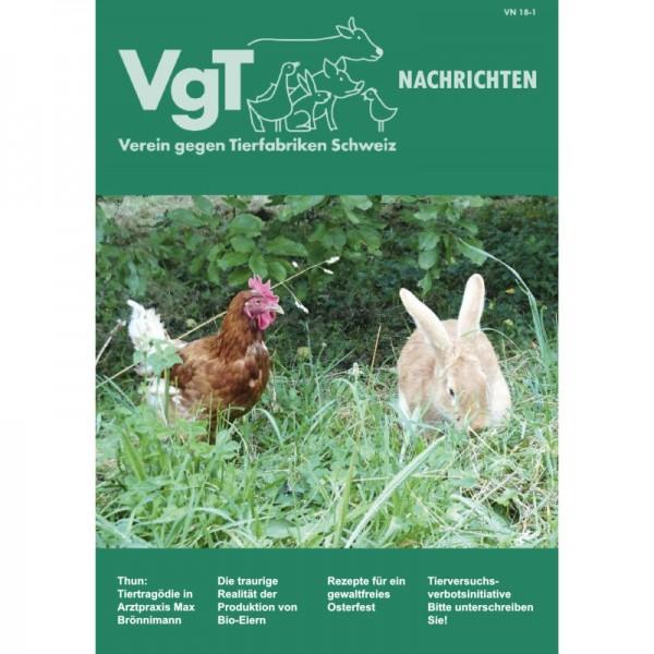 VgT Nachrichten März 2018
