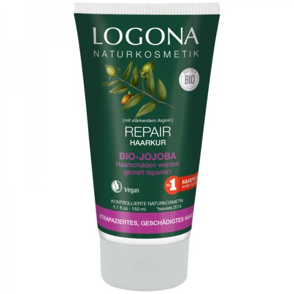 Repair Haarkur Bio-Jojoba, 150ml - Logona
