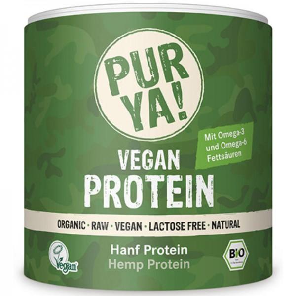 Hanf Protein Bio, 250g - PUR YA!