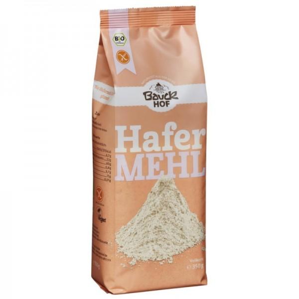 Hafermehl Vollkorn glutenfrei Bio, 350g - Bauckhof