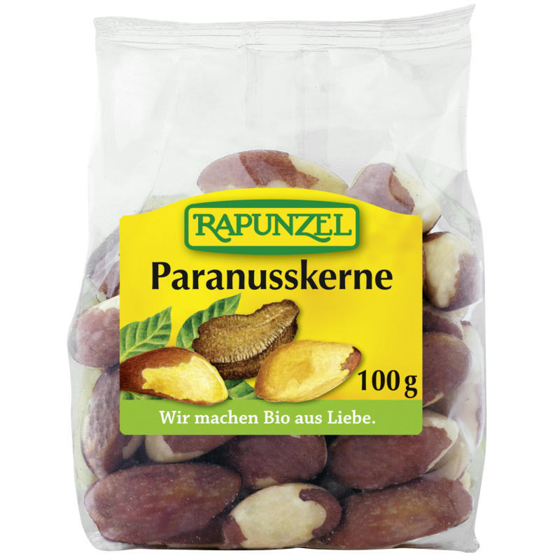 Paranusskerne Bio, 100g - Rapunzel | ayco.ch - natürlich ...