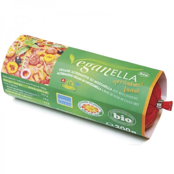 Veganella geräuchert Bio, 200g - Soyana